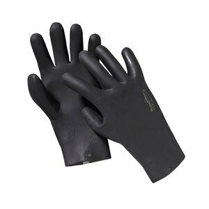 R1® Fishing Gloves, Black (BLK)