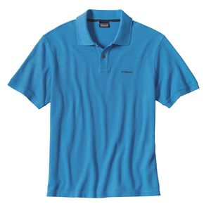 M's Belwe Piqué Polo, Radar Blue (RAD)