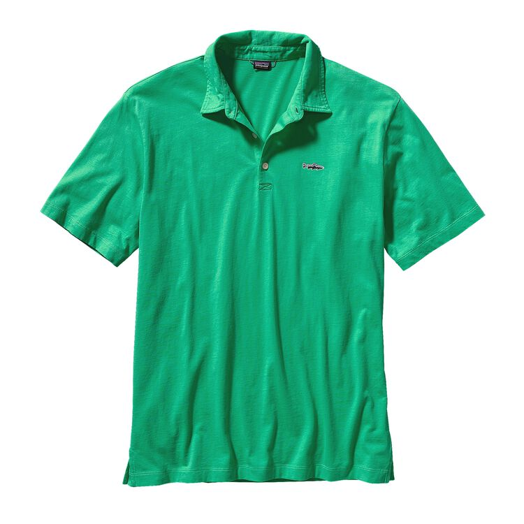 M'S POLO - TROUT FITZ ROY, Nettle Green (NETG)