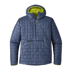 M's Nano Puff® Bivy Pullover, Dolomite Blue (DLMB)