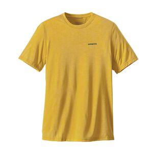 メンズ・ショートスリーブ・ナイン・トレイルズ・シャツ, Chromatic Yellow (CYL)