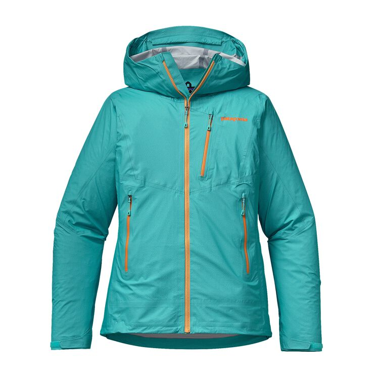 W'S M10 JKT, Howling Turquoise (HWLT)