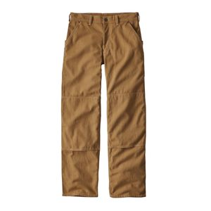 M'S IRON FORGE HEMP CANVAS DOUBLE KNEE P, Coriander Brown (COI)