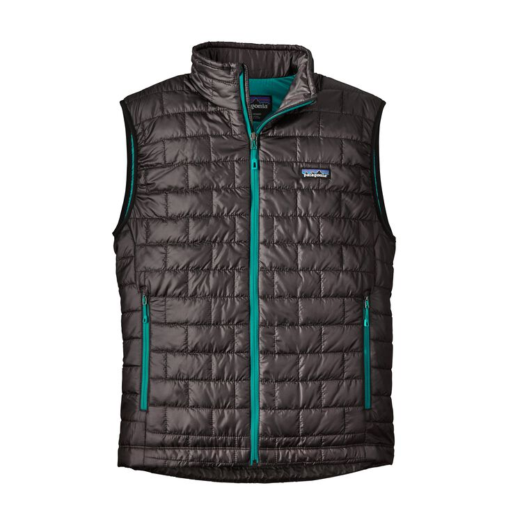 M'S NANO PUFF VEST, Ink Black (INBK)