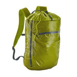 Lightweight Black Hole® Cinch Backpack 20L, Light Gecko Green (LEK)