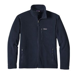 M's Classic Synchilla® Fleece Jacket, Navy Blue (NVYB)