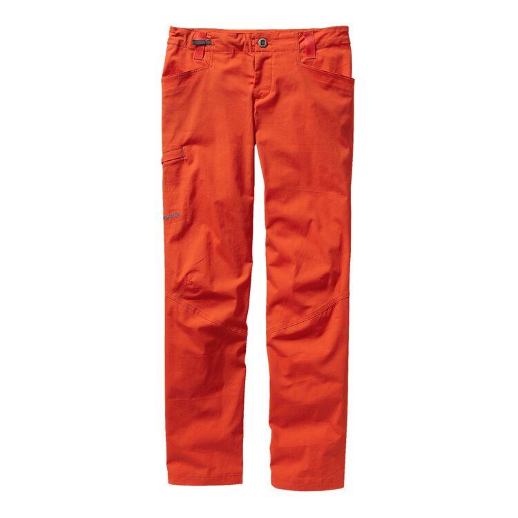 ウィメンズ・ベンガ・ロック・パンツ, Monarch Orange (MNRO)