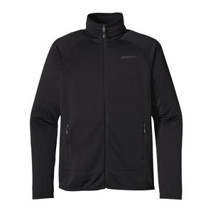 M's R1® Full-Zip Fleece Jacket, Black (BLK)