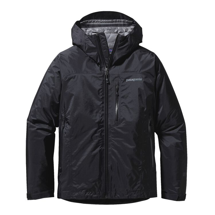 W'S INSULATED TORRENTSHELL JKT, Black w/Feather Grey (BKF)