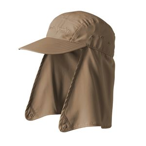 Bimini Stretch Fit Cap, Ash Tan (ASHT)
