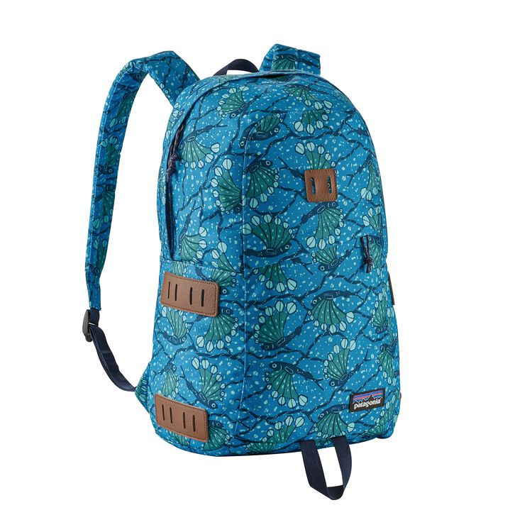 IRONWOOD PACK 20L, Hexy Fish: Radar Blue (HXYR)