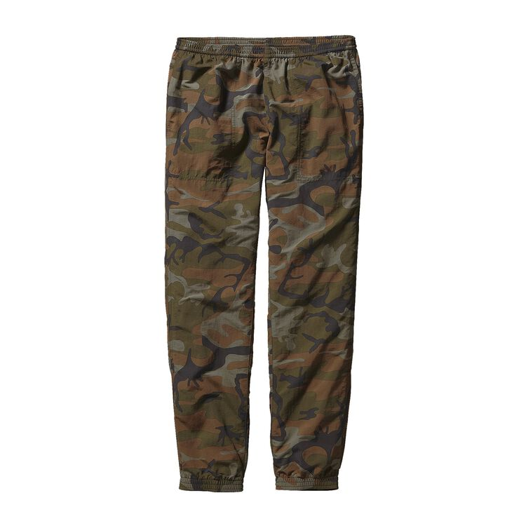 M'S BAGGIES PANTS - REG, Forest Camo: Hickory (FCMH)