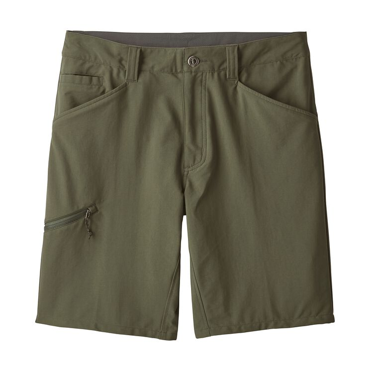 M'S QUANDARY SHORTS - 10 IN., Industrial Green (INDG)