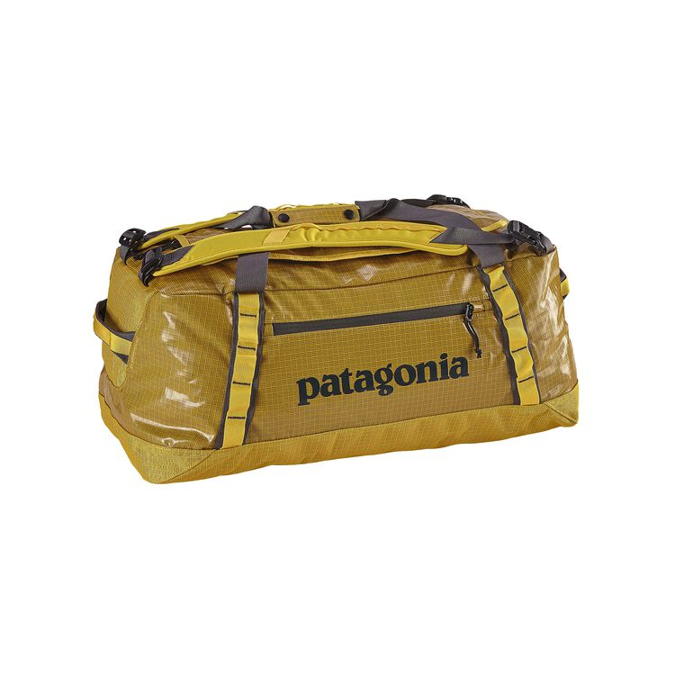 BLACK HOLE DUFFEL 60L, Chromatic Yellow (CYL)