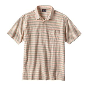 M's Squeaky Clean Polo, Sets Small: Toasted White (STTW)