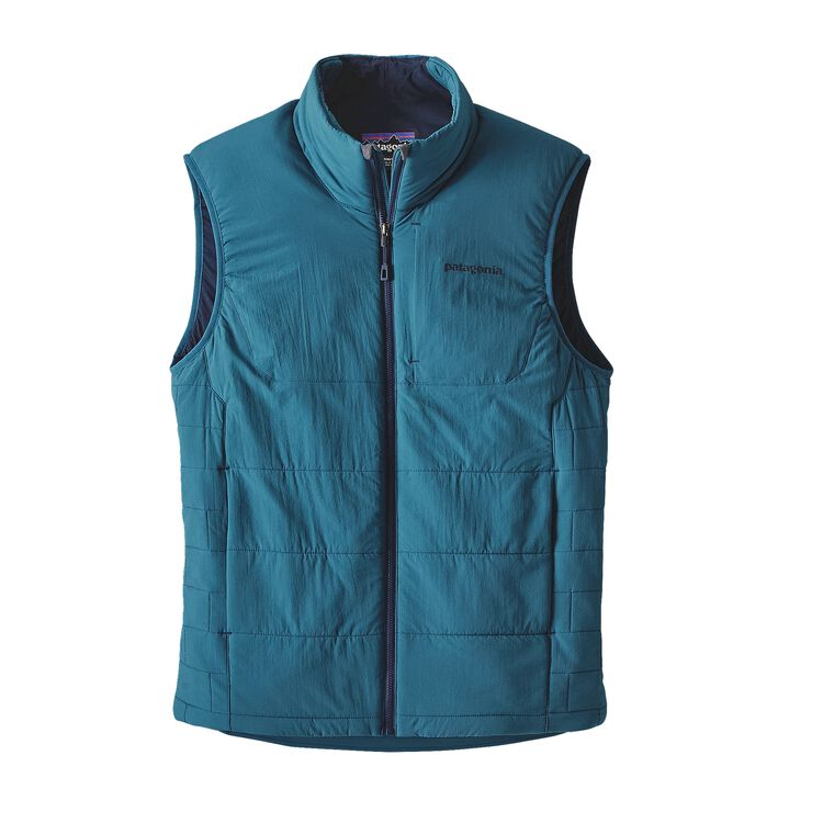 M'S NANO-AIR VEST, Deep Sea Blue (DSE)
