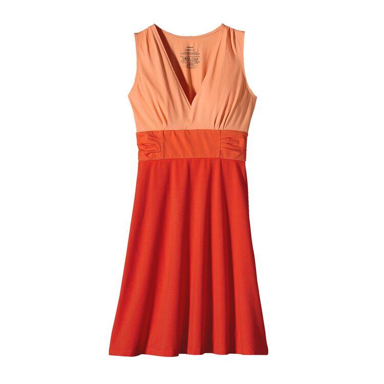 ウィメンズ・マーゴ・ドレス, Turkish Red (THR)