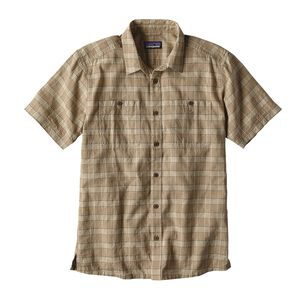 M's Back Step Shirt, Deetjen: Mojave Khaki (DJMV)