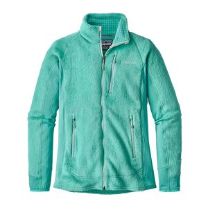 W's R2® Fleece Jacket, Strait Blue (STRB)