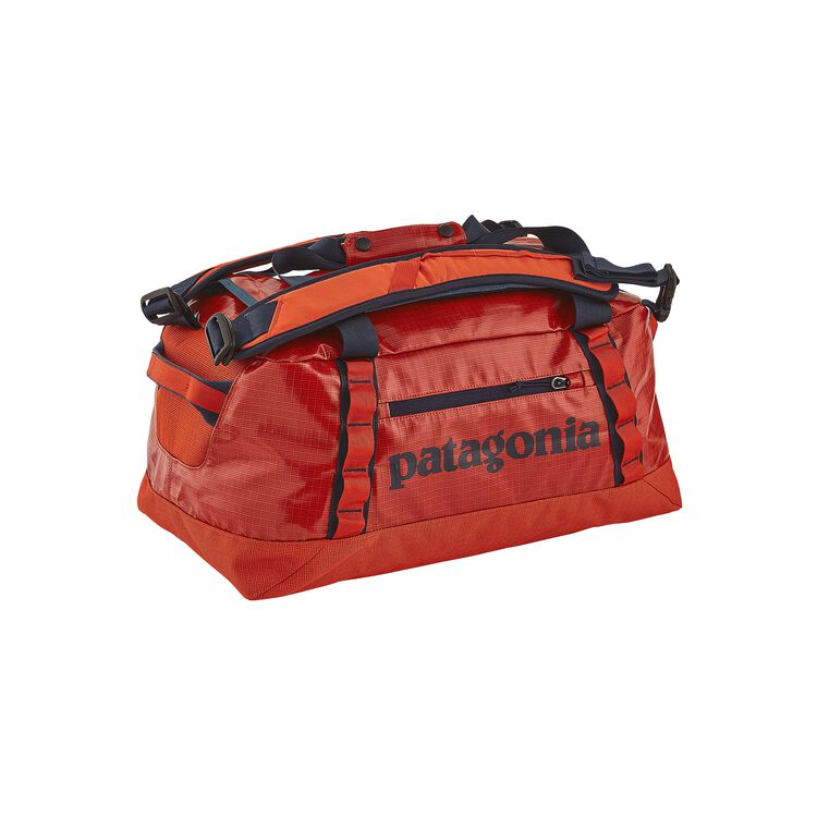 BLACK HOLE DUFFEL 45L, Paintbrush Red (PBH)