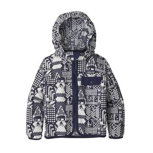 Baby Baggies™ Jacket, Mcquail: Classic Navy (MQCN)