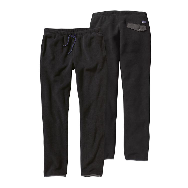 M'S SYNCH SNAP-T PANTS, Black w/Forge Grey (BFO)