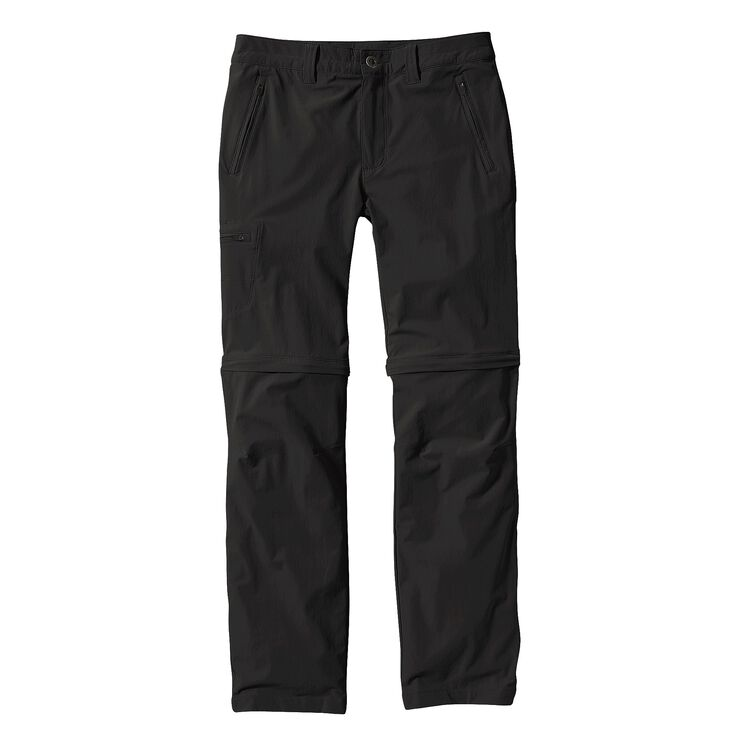 M'S TRIBUNE ZIP-OFF PANTS, Black (BLK)