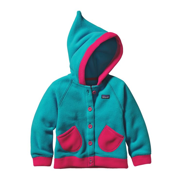 BABY SWIRLY TOP JKT, Epic Blue (EPCB)