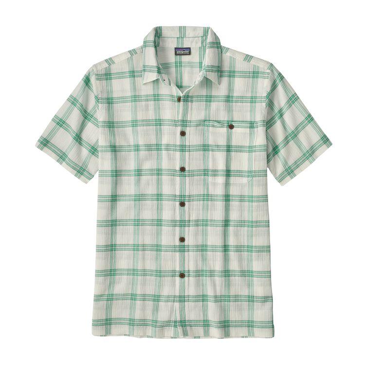 メンズ・A/Cシャツ, Maker Small: Beryl Green (MABE)