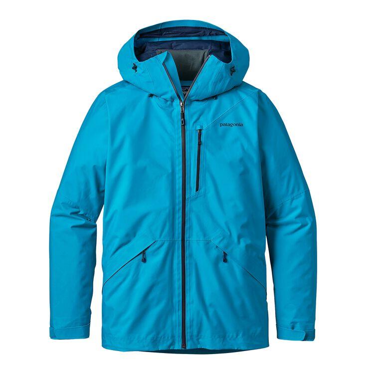 メンズ・スノーショット・ジャケット, Grecian Blue (GCB)