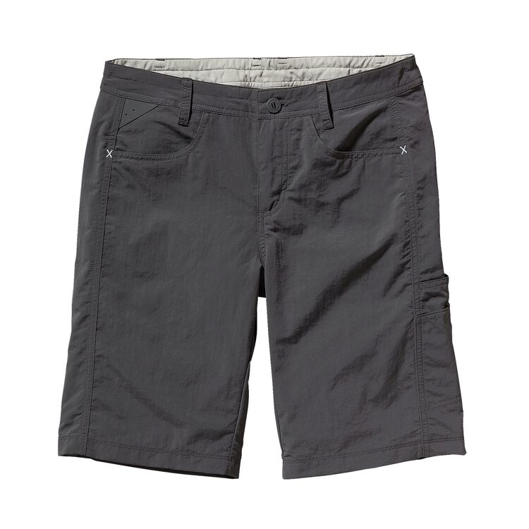 W'S AWAY FROM HOME SHORTS, Forge Grey (FGE)