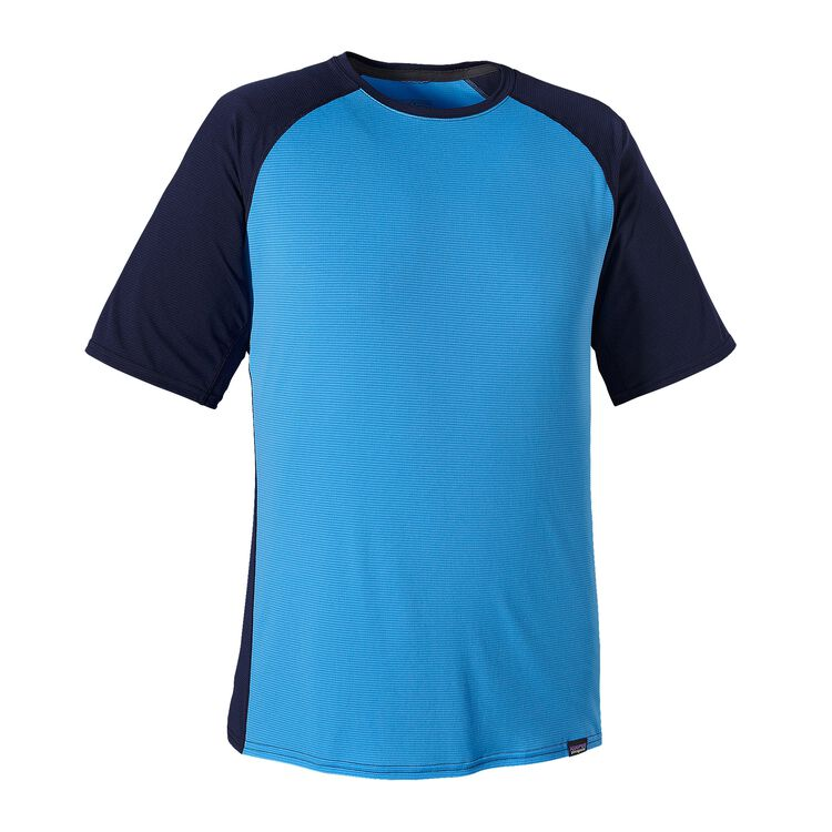 メンズ・キャプリーン・ライトウェイト・Tシャツ, Electron Blue (ECTB)