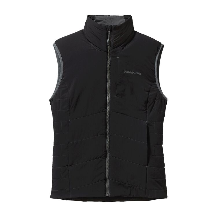W'S NANO-AIR VEST, Black (BLK)