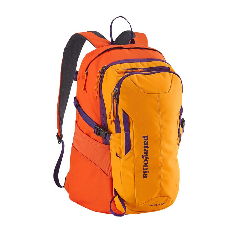 レフュジオ・パック28L, Sporty Orange w/Campfire Orange (SOCO)