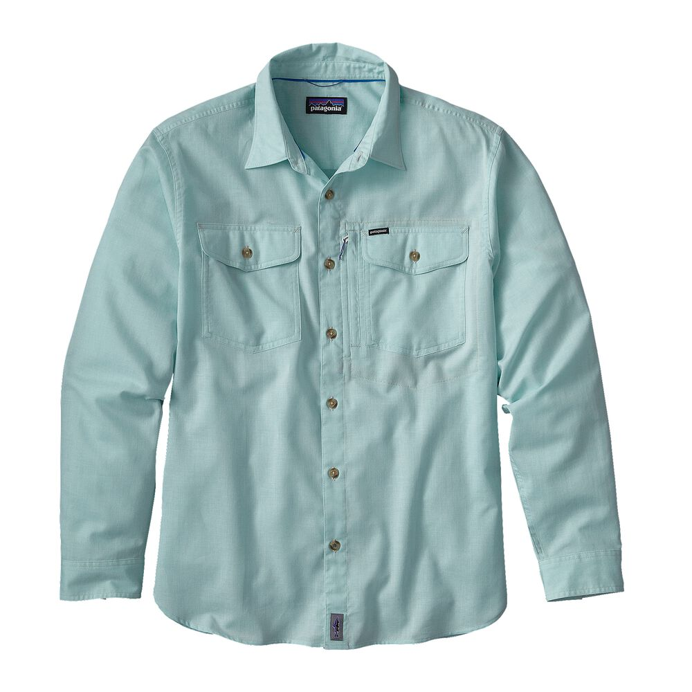 Patagonia Long-Sleeved Cayo Largo Shirt