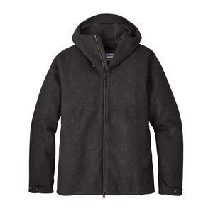 M's Recycled Wool Jacket, Forge Grey (FGE)
