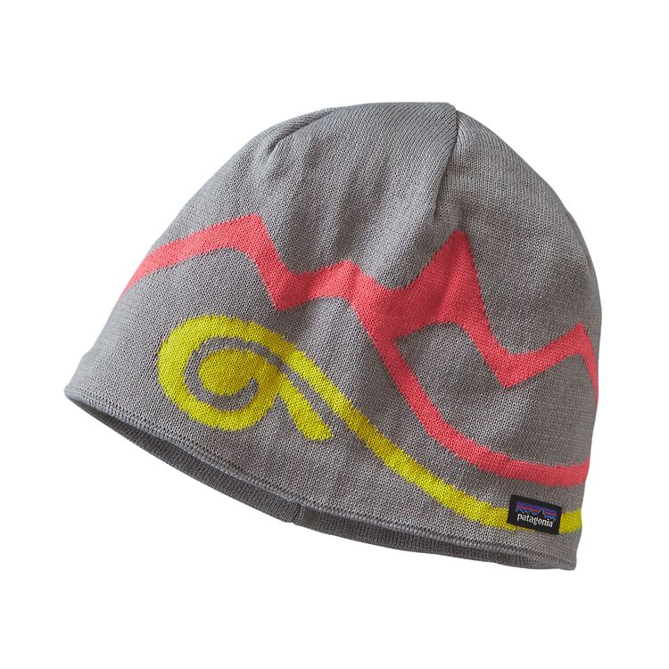 K'S BEANIE HAT, Mountain Rivers: Drifter Grey (MTDR)