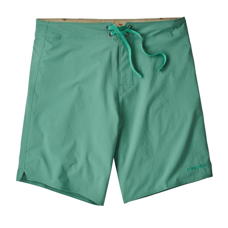 M'S LIGHT AND VARIABLE BOARDSHORTS - 18, Beryl Green (BRYG)