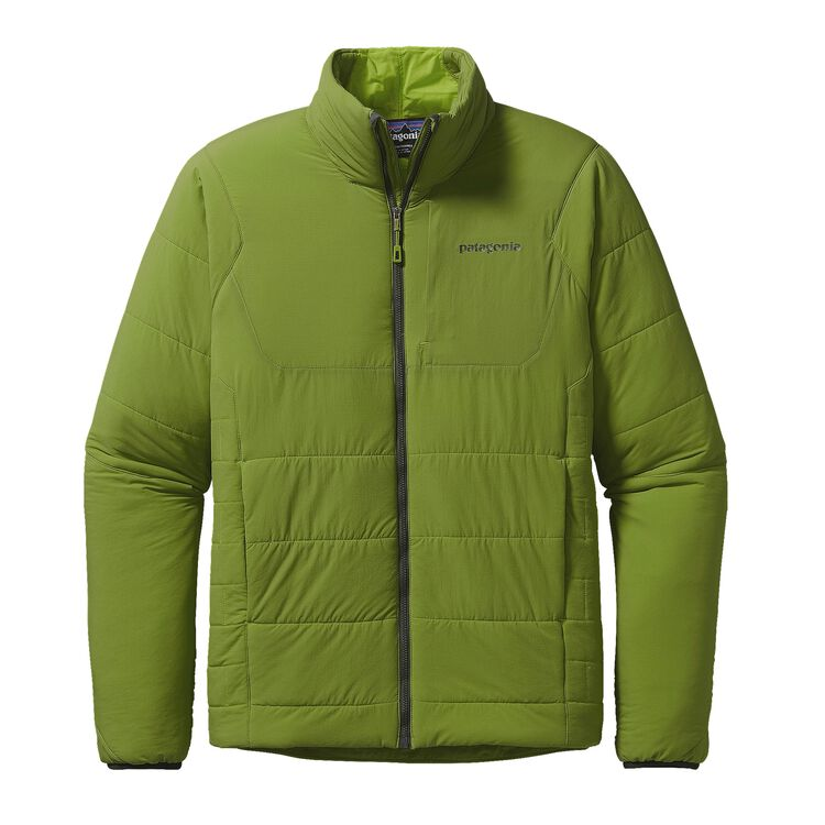 M'S NANO-AIR JKT, Supply Green (SPYG)