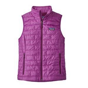 ウィメンズ・ナノ・パフ・ベスト, Ikat Purple (IKP)