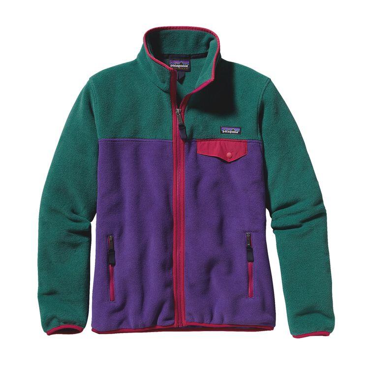 W'S FULL-ZIP SNAP-T JKT, Concord Purple (CNCP)