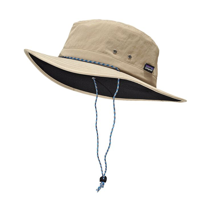 TENPENNY HAT, El Cap Khaki w/Glass Blue (EKGB)
