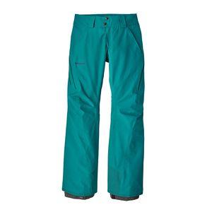 W's Powder Bowl Pants - Regular, Elwha Blue (ELWB)