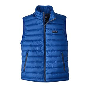 M's Down Sweater Vest, Viking Blue (VIK)