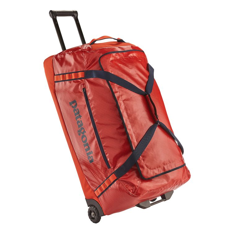 BLACK HOLE WHEELED DUFFEL 120L, Paintbrush Red (PBH)