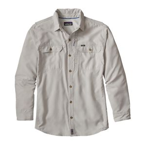 M's Long-Sleeved Sol Patrol™ II Shirt, Tailored Grey (TGY)