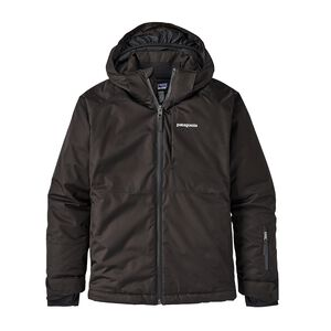 Boys' Snowshot Jacket, Black (BLK)