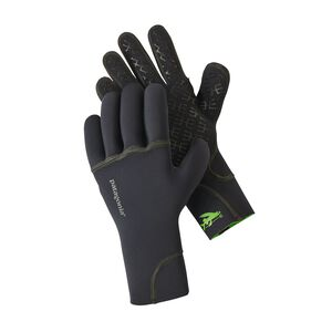R2® Yulex™ Gloves, Black (BLK)