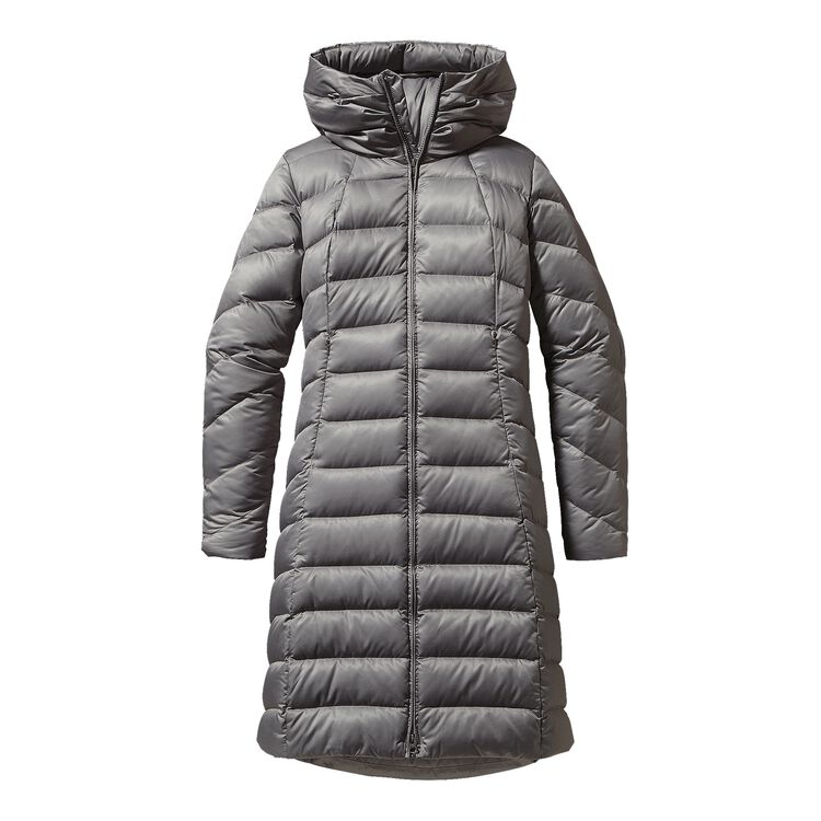 W'S DOWNTOWN PARKA, Feather Grey (FEA)