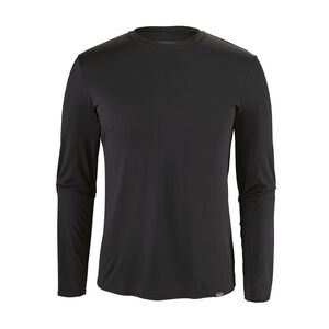 M'S CAP DAILY L/S T-SHIRT, Black (BLK)